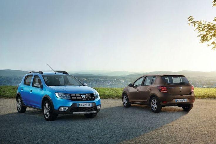 Dacia heeft in Parijs een verjongingskuur voor de Sandero, Sandero Stepway, Logan en Logan MCV doorgevoerd.