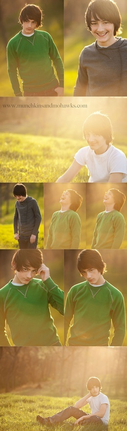Teen boy headshots. I need some photos like this.