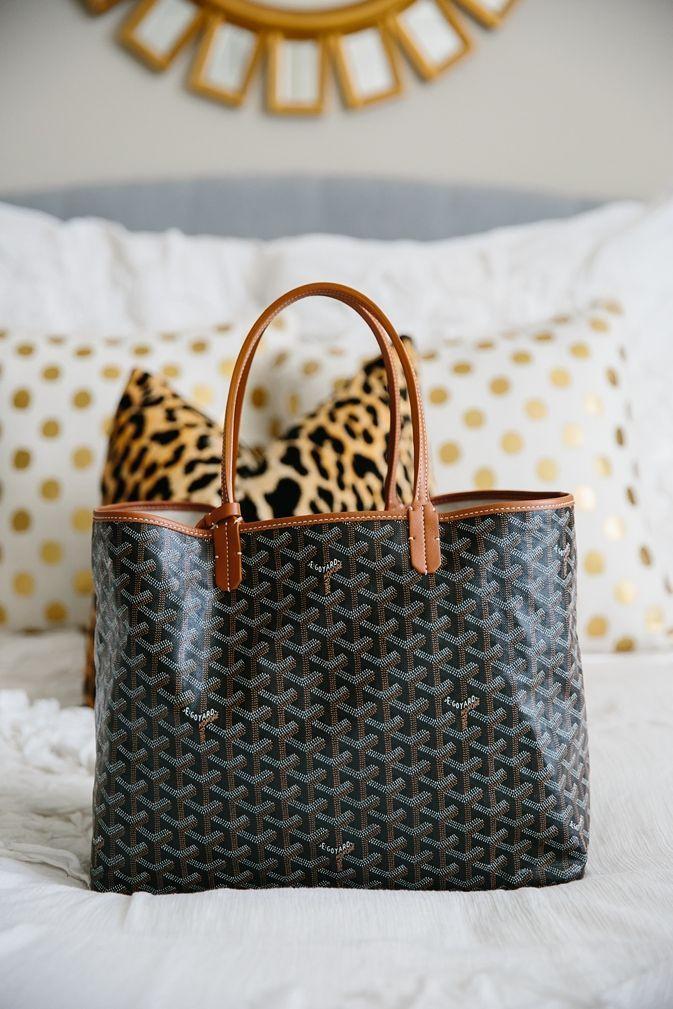 36578d9188d Louis Vuitton VS. Goyard Handbag Review