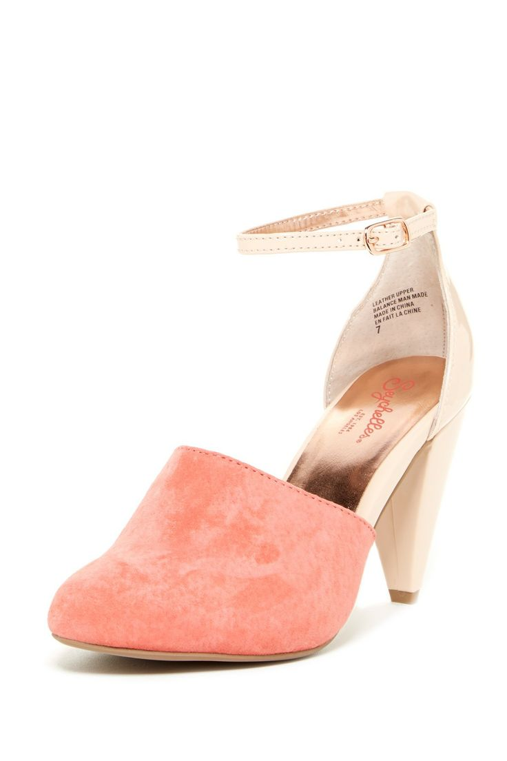 Music To My Ears D Orsay Heel Summer Days Pinterest Suede Heels Shoe Boot And Dream Closets