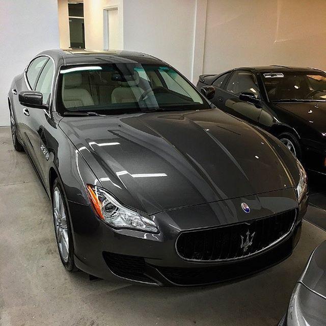 Eric Underwood (@ericunderwood88) On Instagram: U201cMaserati Quattroporte At  Morrieu0027s Luxury Auto
