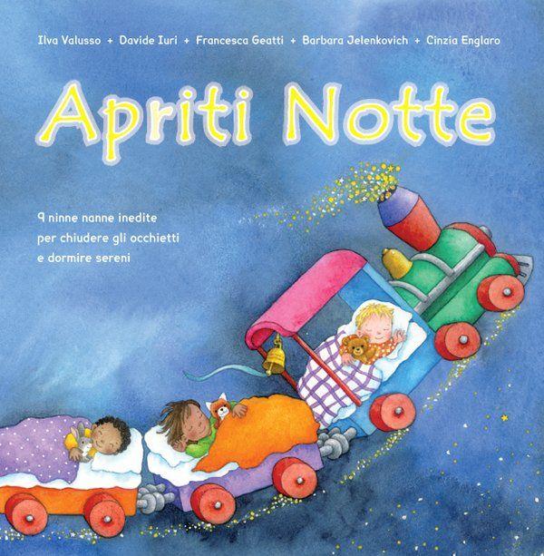 Nuovo dolcissimo libro dedicato ai bambini che fanno fatica ad addormentarsi disponibile su www.bookabook.it/projects/apriti-notte