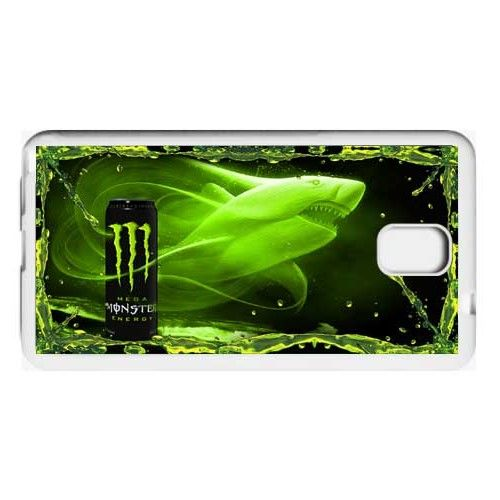 Shark Energy Drink Tin Can Samsung Galaxy Note 3 case $16.50