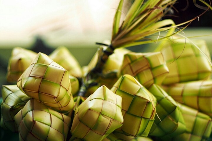 """Packed Rice """" Ketupat"""""""