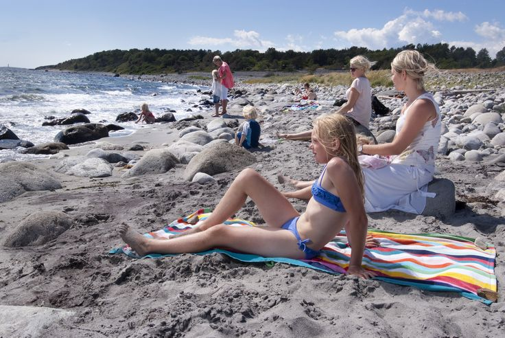 Visit the beautiful island Hove outside Arendal in Southern Norway.  Photo: Peder Austrud©Visit Southern Norway
