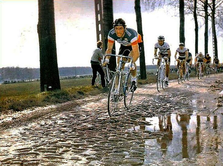 Francesco Moser, Paris Roubaix