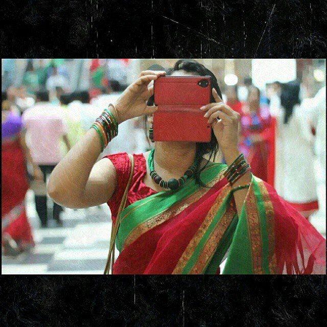 Bangladeshi saree from Menka - www.facebook.com/Menka.Rupsmania
