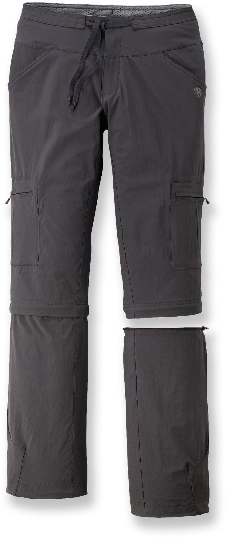 Mountain Hardwear Yuma Convertible Pants - i love convertible hiking pants, especially capris.