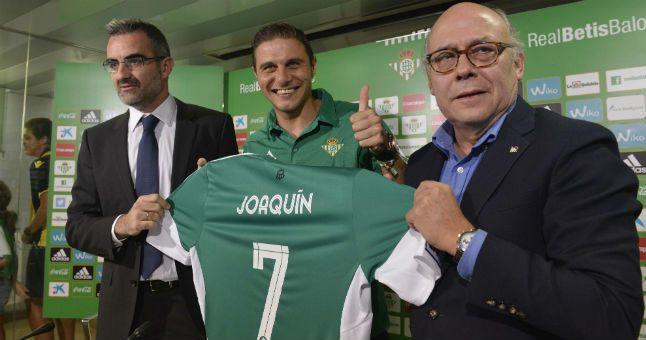 Regresa #Joaquín al #RealBetis
