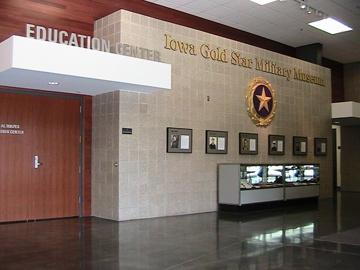 Iowa Gold Star Military Museum, Johnston, IA