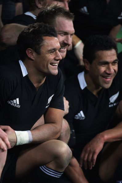 Dan Carter - All Blacks - Rugby