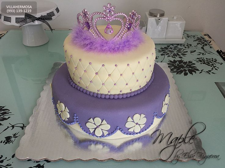 pastel princesa sofia - Buscar con Google
