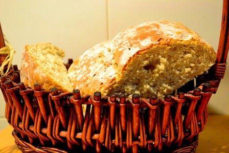 Laurel y Canela: Pan de cerveza con masa madre (en panificadora Lid...