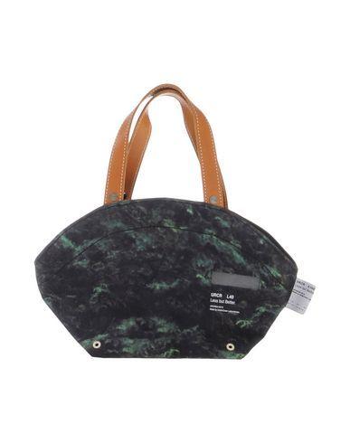 UNDERCOVER Handbag. #undercover #bags #leather #hand bags #nylon #satchel #