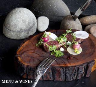Vue de Monde ... Head Chef = Shannon Bennett ... The Age 3 Hat Restaurant and Restaurant of the Year 2013