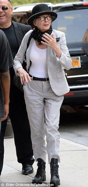 Diane Keaton もっと見る