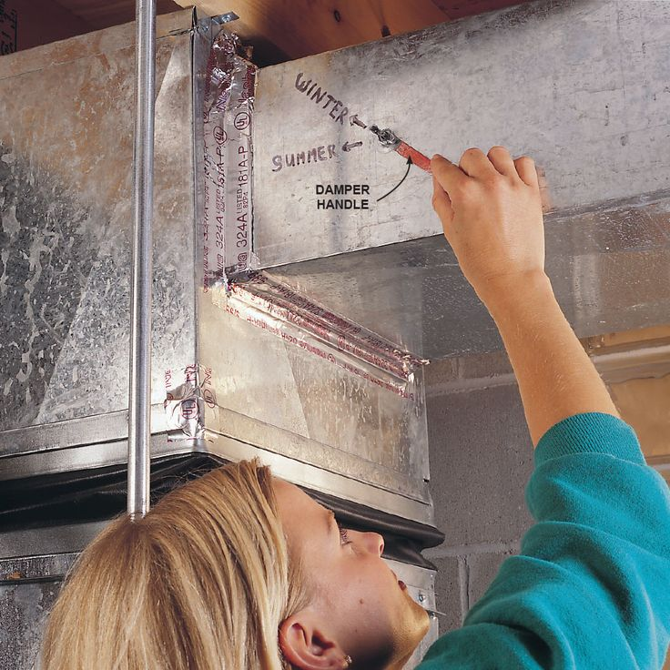 Do Your Own Furnace Maintenance This Winter Home