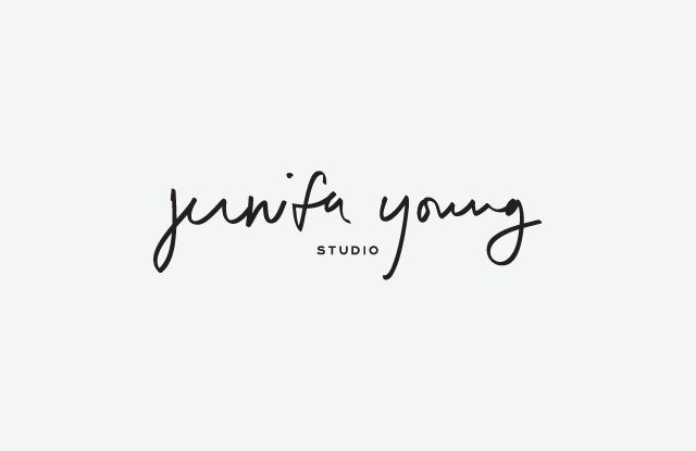 by Jessica Comingore Studio #logo #JessicaComingoreStudio #JennifaYoungStudio
