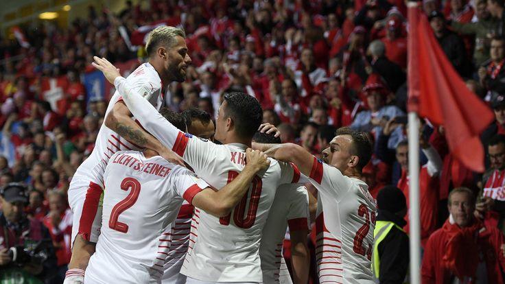 WM-Quali: Schweiz siegt 3-0 in Lettland 8.Spiel > 8.Sieg