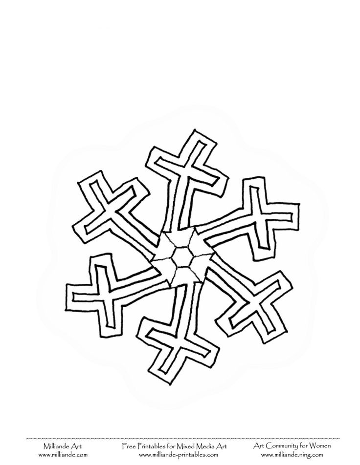 smugmug templates - christmas snowflakes coloring pages new calendar