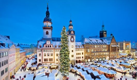 Christmas market in Chemnitz
