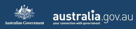 Australian Government - Home Page Links to historical web pages
