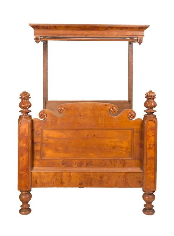 A huon pine half-tester bed, Tasmanian, circa 1860 - Price Estimate: - 38 Best Antique Furniture Images On Pinterest Auction, Box And