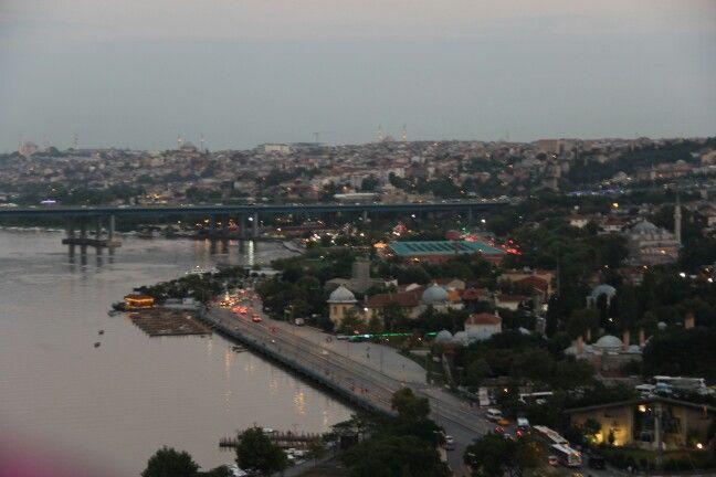 İstanbul, İstanbul konumunda Pierre Loti & Tarihi Kahve