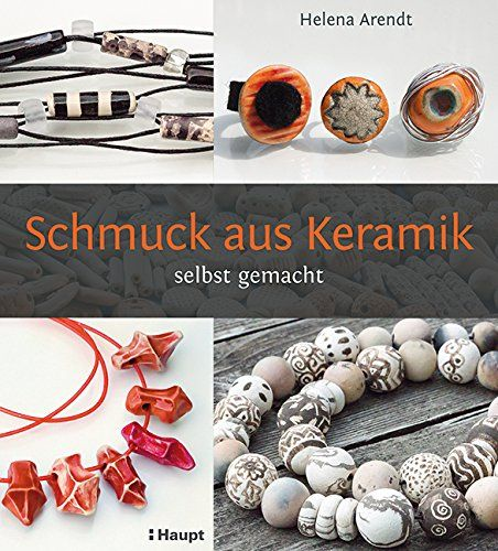 amberlight-label: Rezension: Schmuck aus Keramik: selbst gemacht