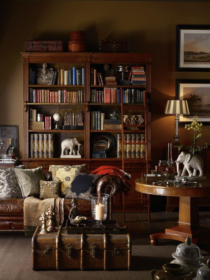 British Colonial Study Office Room Pinterest British