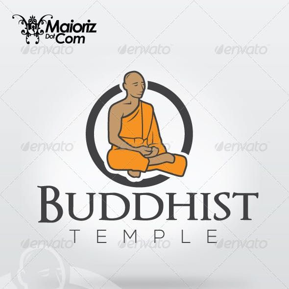 buddhist logo template in 2020 logo graphic design template templates pinterest