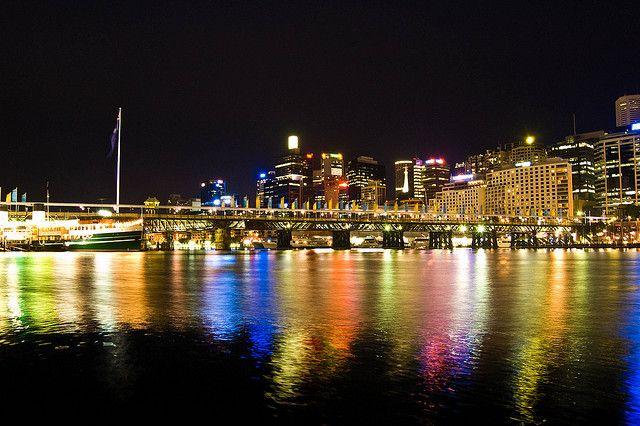 Fancy a trip to Sydney? Pyrmont is definitely worth a visit http://roamtheworld.net/pyrmont/