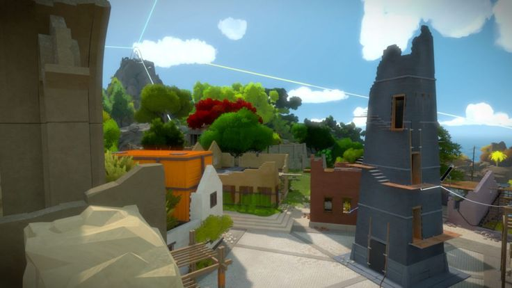 My second blog post about The Witness.