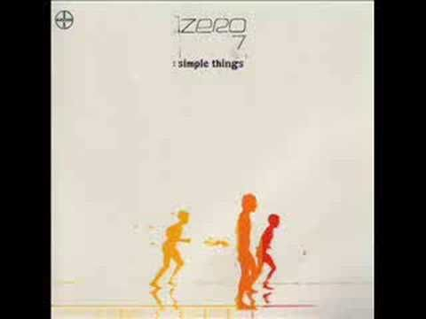 Zero 7 - always good for some soothing nighttime listening