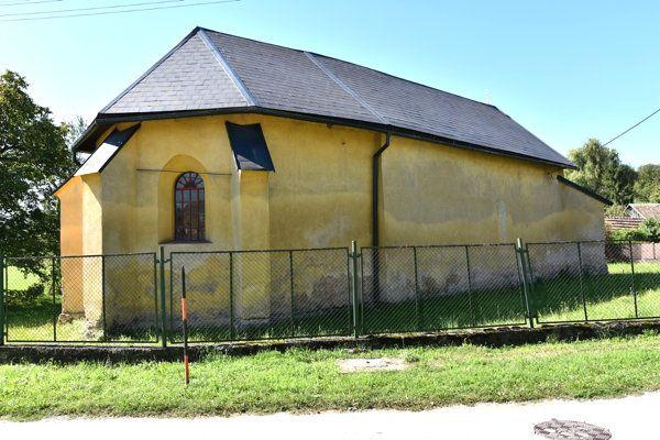 V Hrušove sa môžu pochváliť starobylým kostolom