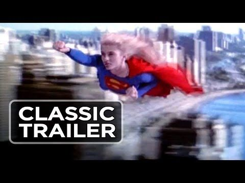 Supergirl (1984) Official Trailer - Helen Slater, Faye Dunaway, Peter O'Toole Superhero Movie HD -
