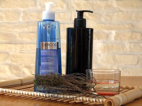 Shampoing maison pour cheveux gras : ingrédients