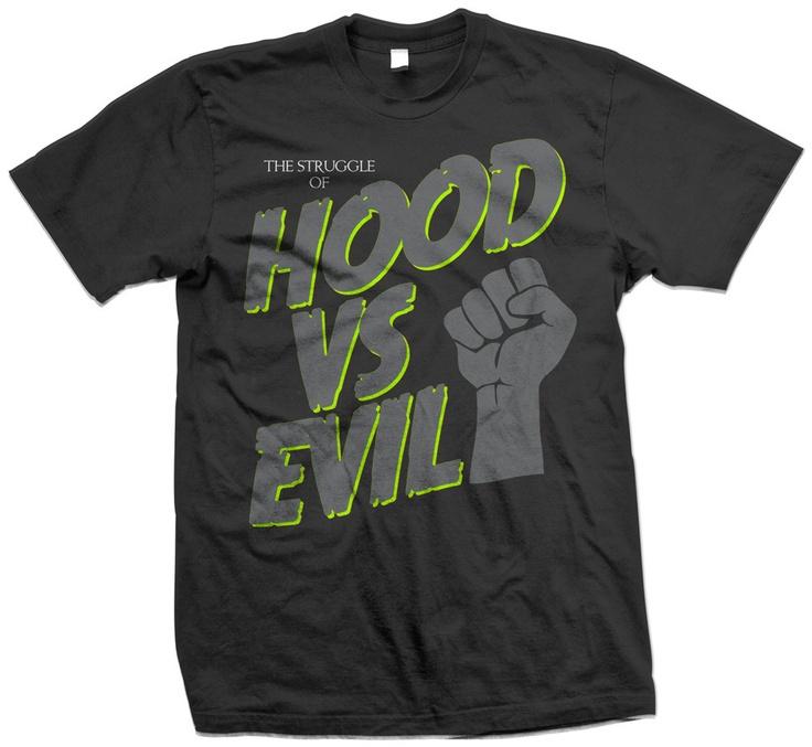 Hood vs Evil -s3magstore.com