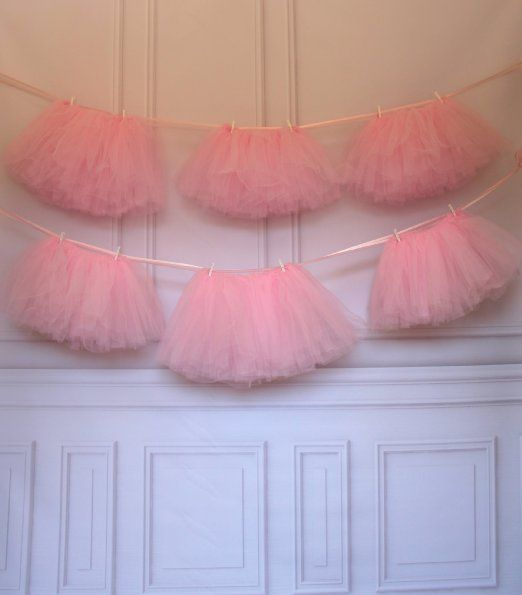 Amazon.com: Fairy Princess Ballerina Party Favor Tutu Skirt Set 6pcs: Toys & Games