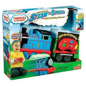 Thomas & Friends Steam 'n Speed