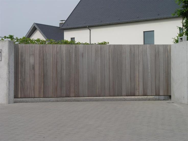 Noyez - afsluitingen en draaipoorten / clôtures et portails