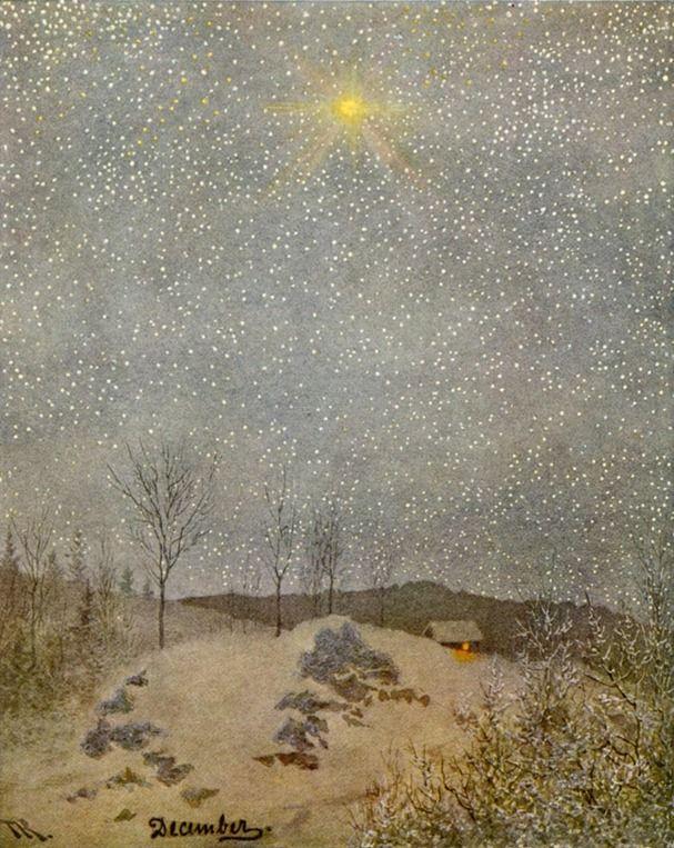 Theodore Kittelsen.  December.