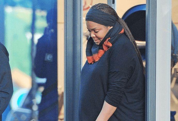 Джанет Джексон официально подтвердила свою беременность   Head News