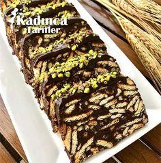 Bol Fındıklı Mozaik Pasta Tarifi