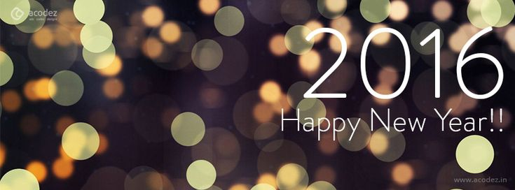 Celebration - New Year Facebook Cover Photo 2016 #newyear #2016 #facebook