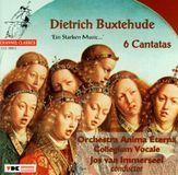 Dietrich Buxtehude: 6 Cantatas [CD]