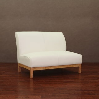 @Overstock - Cole Modern White Leather Loveseat. Enhance your decor wiht this stylish loveseat from Cole. A luxurious white leather with a natural finish complete thise fashionable loveseat.   http://www.overstock.com/Home-Garden/Cole-Modern-White-Leather-Loveseat/6509382/product.html?CID=214117 $269.99
