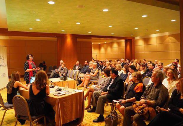 Μια πολύ ενδιαφέρουσα εκδήλωση πραγματοποίησε τη Παρασκευή 22 Απριλίου, ο οργανισμός Experience Corinthia στο The Westin Athens – Astir Palace Resort, με τη συνεργασία με την κοινότητα Open Tourism, και την υποστήριξη του FED HATTA, στα πλαίσια του Blue Money show. Χαιρετισμός της εκδήλωσης από τον κ. Γιώργο Παλιούρα, μέλος Δ.Σ.ΗΑΤΤΑ και μέλος Δ.Σ. FED …