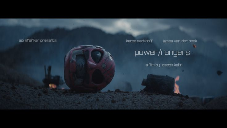 Katee Sackhoff and James Van Der Beek Star in Gritty 'Power Rangers' Fan Film