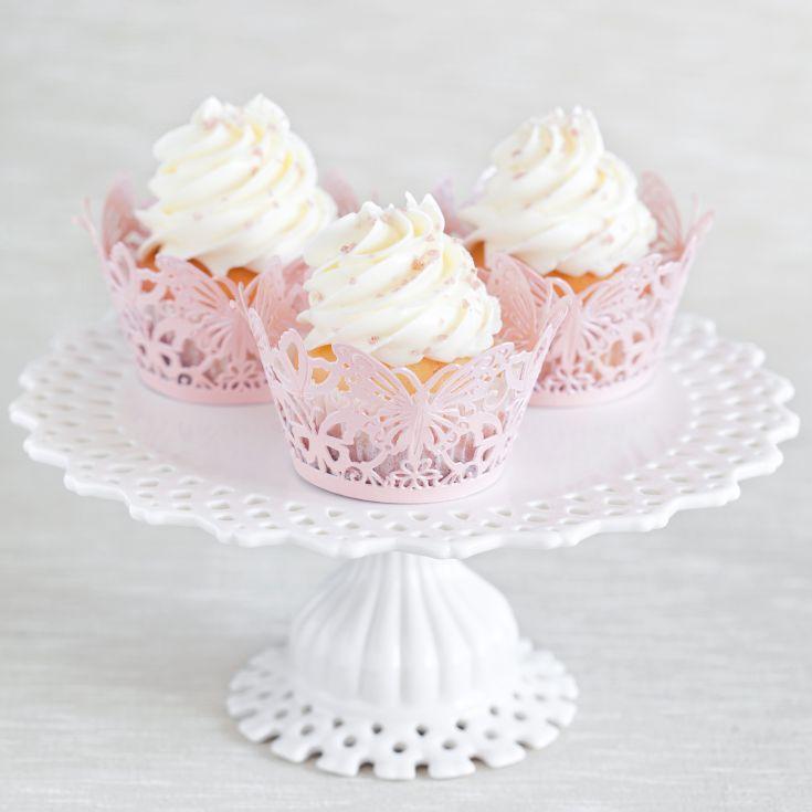 Jogurtové cupcakes